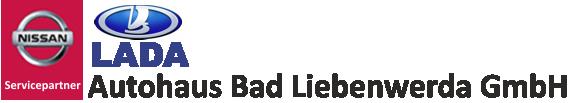 Internetseite der Autohaus Bad Liebenwerda GmbH Logo